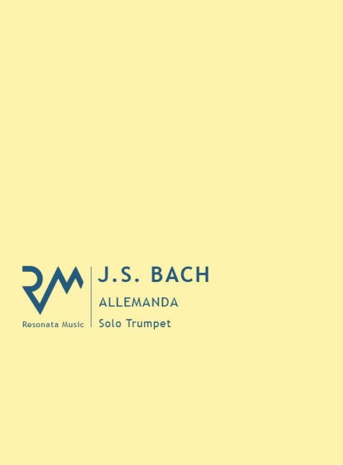 Bach - Allemanda Cover