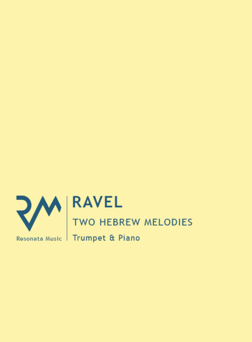 Ravel - Two Hebrew Melodies Cover