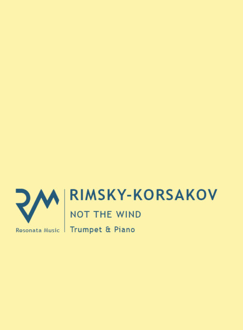 Rimsky-Korsakov-Not the Wind cover