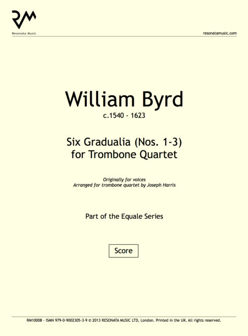 Byrd - Gradualia 1-3 inner cover