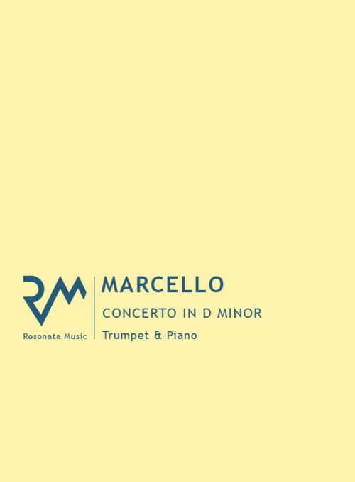 Marcello - Concerto cover