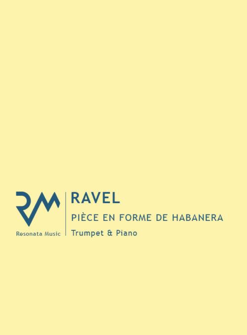 Ravel - Pièce cover