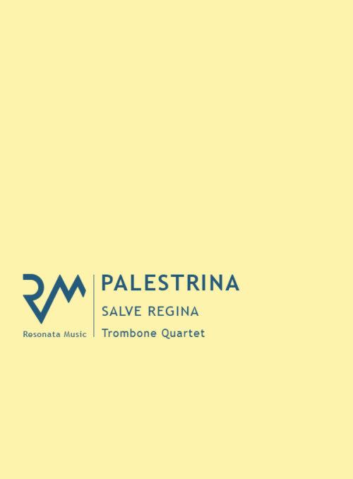 Palestrina - Salve Regina cover