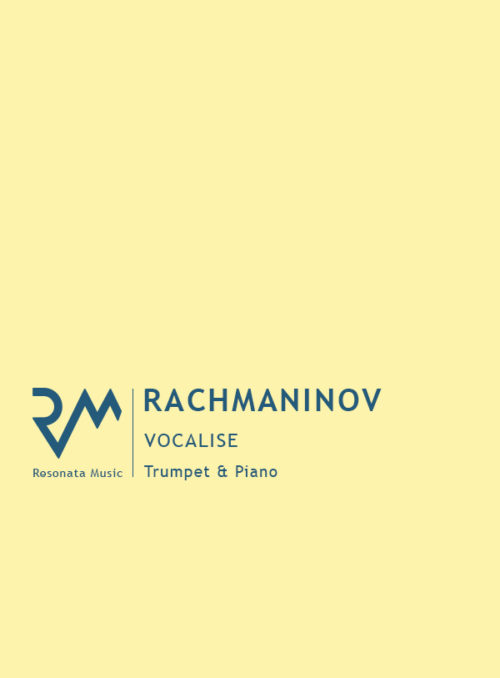 Rachmaninov  - Vocalise cover