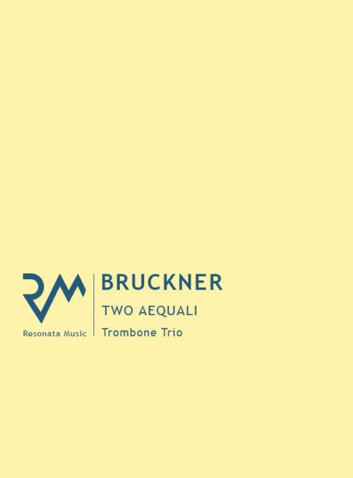 Bruckner - Aequali cover