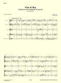 Des Prez - Fanfare first page