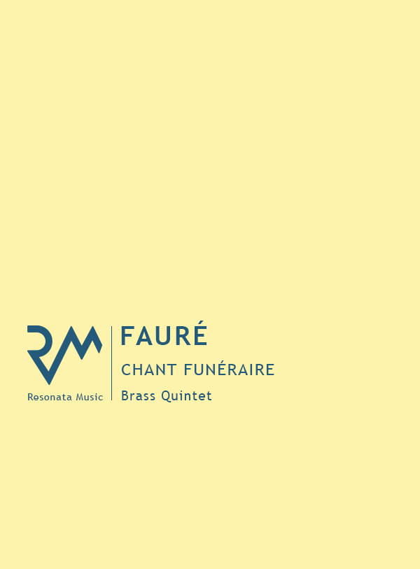 Faure - Chant cover
