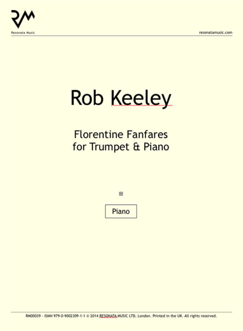 Keeley - Florentine Fanfares inner cover copy