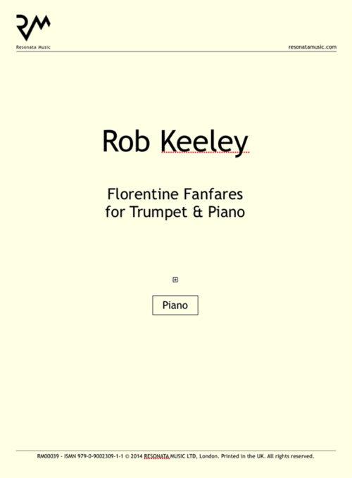 Keeley - Florentine Fanfares inner cover copy