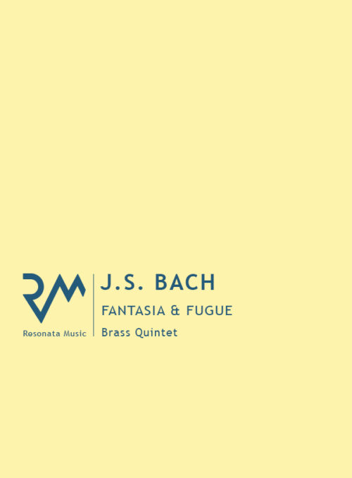 Bach - Fantasia Fugue cover