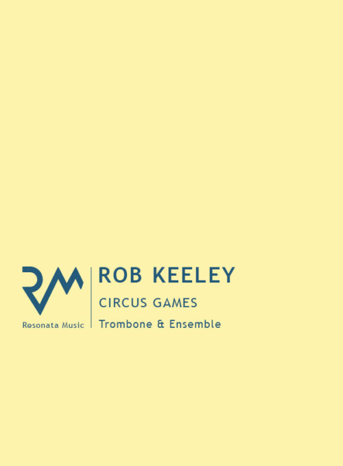Keeley - Circus Games cover (piano reduction)