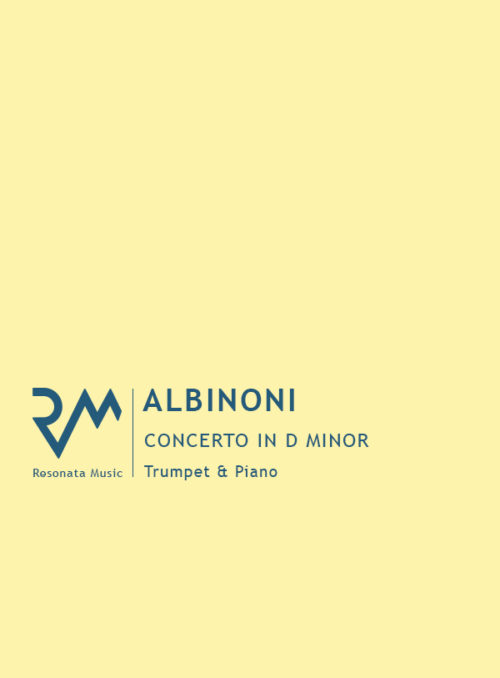 Albinoni - Concerto in D minor cover