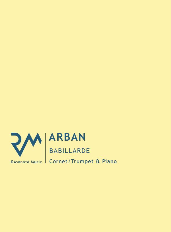 Arban - Babillarde cover