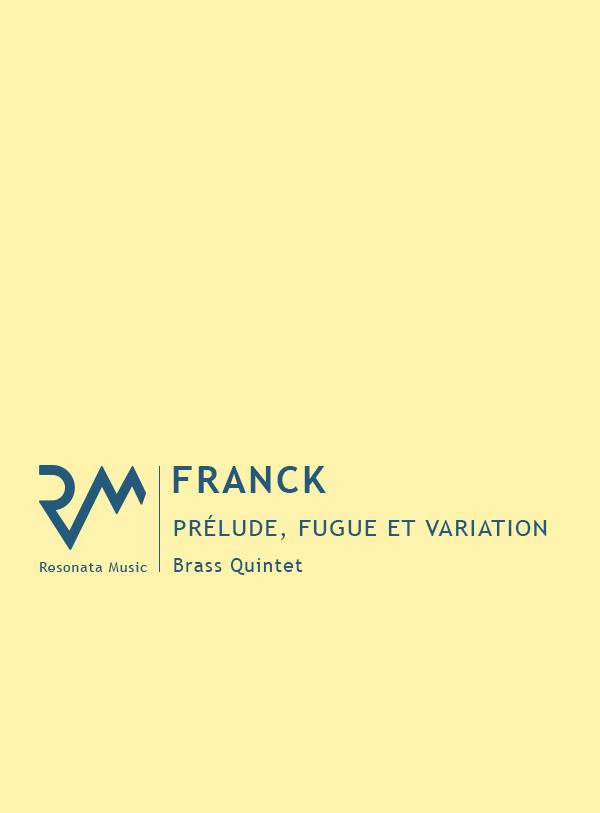 Franck - PFV cover