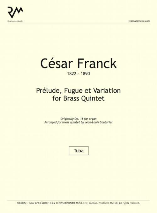 Franck - PFV inner cover