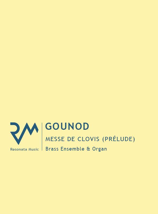 Gounod - Clovis cover
