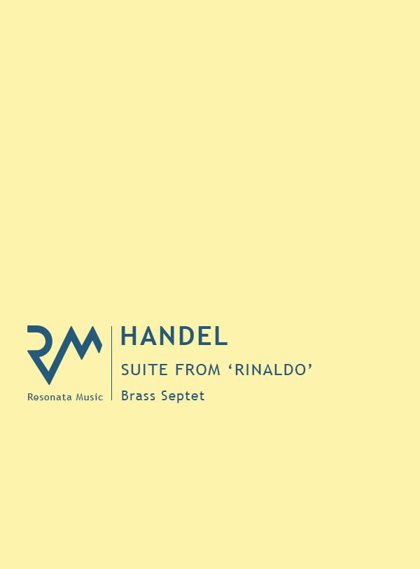 Handel - Rinaldo cover