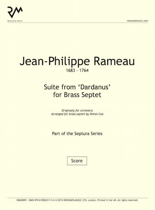 Rameau - Dardanus inner cover
