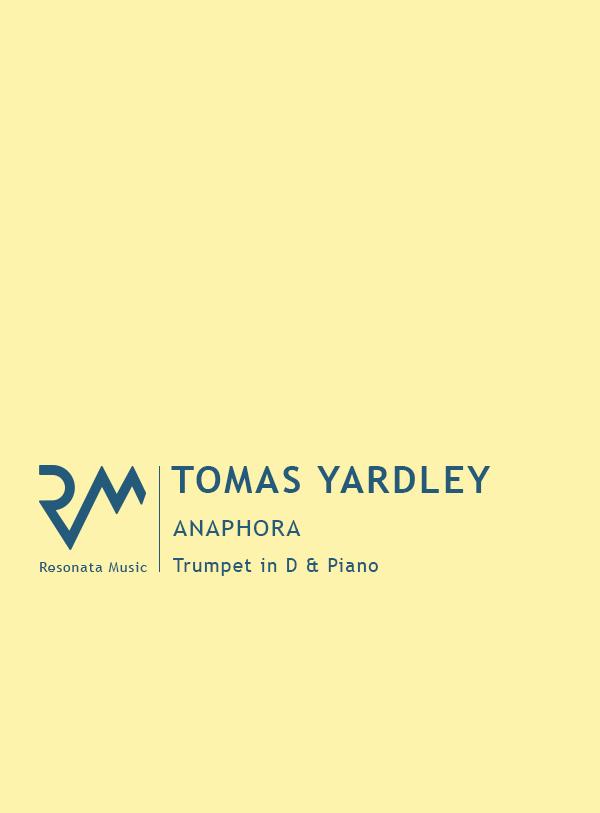 Yardley - Anaphora cover