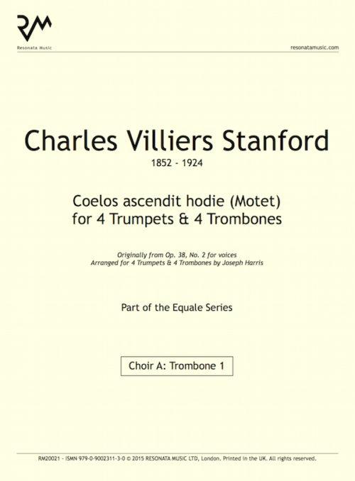 Stanford - Coelos Trombones inner cover