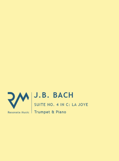 JB Bach - cover