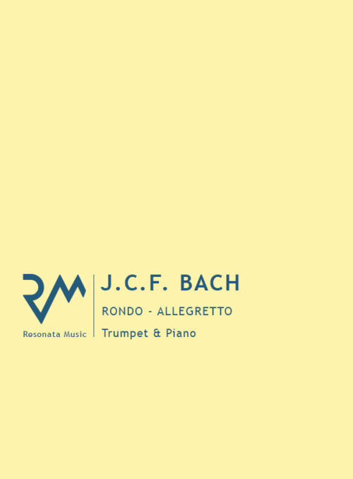 JCF Bach - cover