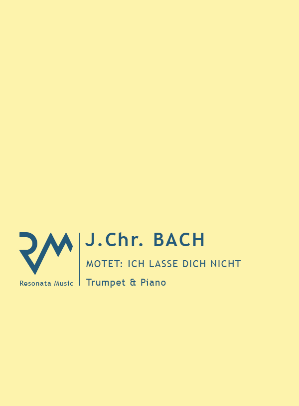 JChr Bach - cover