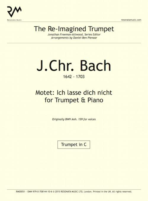 JChr Bach - inner cover