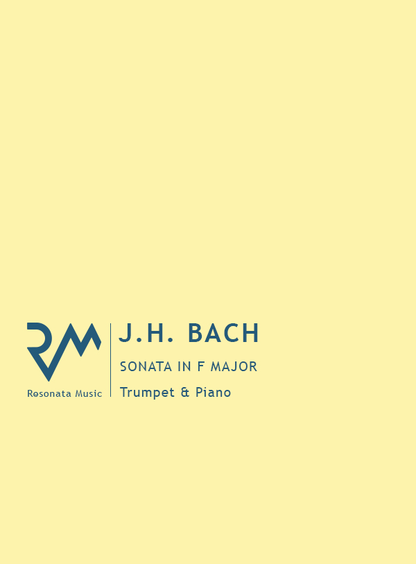 JH Bach - cover