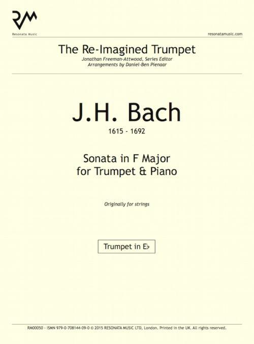 JH Bach - inner cover
