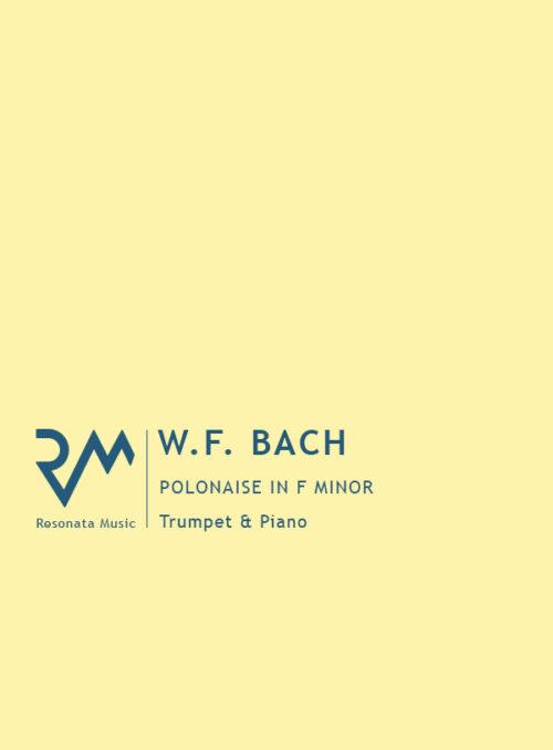 WF Bach - Polonaise cover