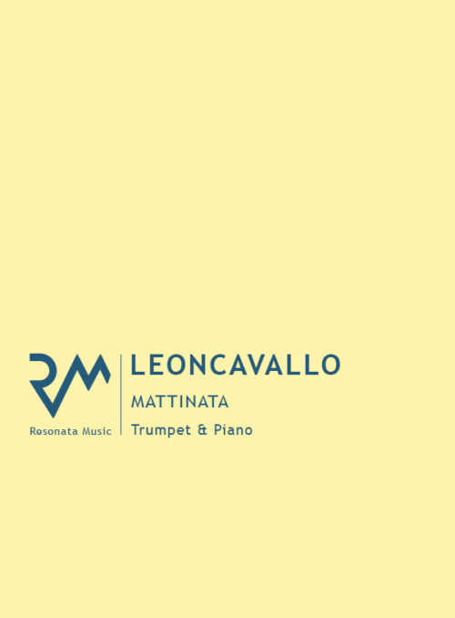 Leoncavallo cover