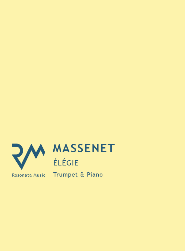Massenet - Elegie main cover