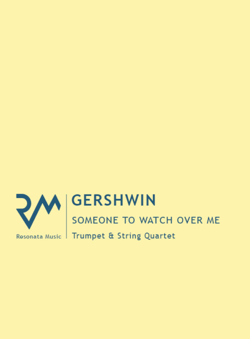 Gershwin - Someone to watch cover