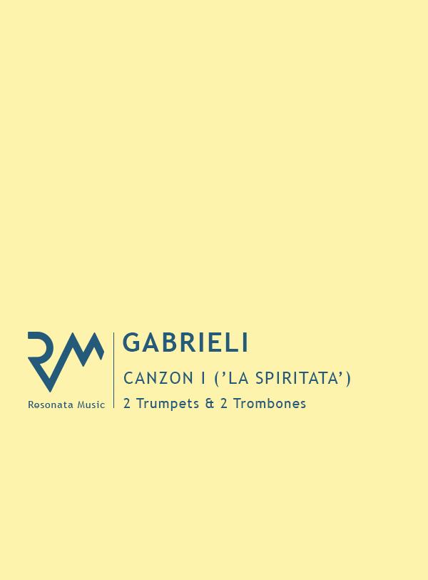 Gabrieli - Canzon I cover