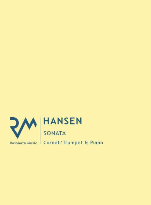 Hansen - Sonata cover