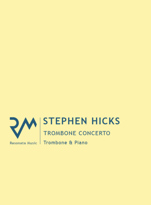Hicks - Trombone Concerto reduction