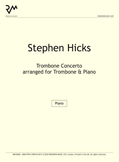 Hicks - Trombone concerto inner