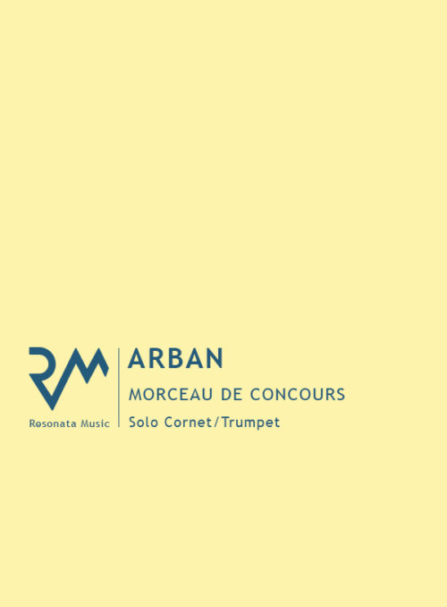 Arban - Morceau cover