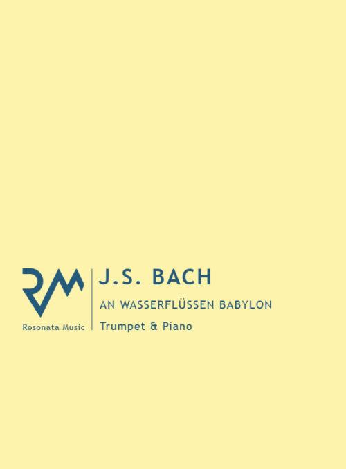Bach - An Wasserflussen cover
