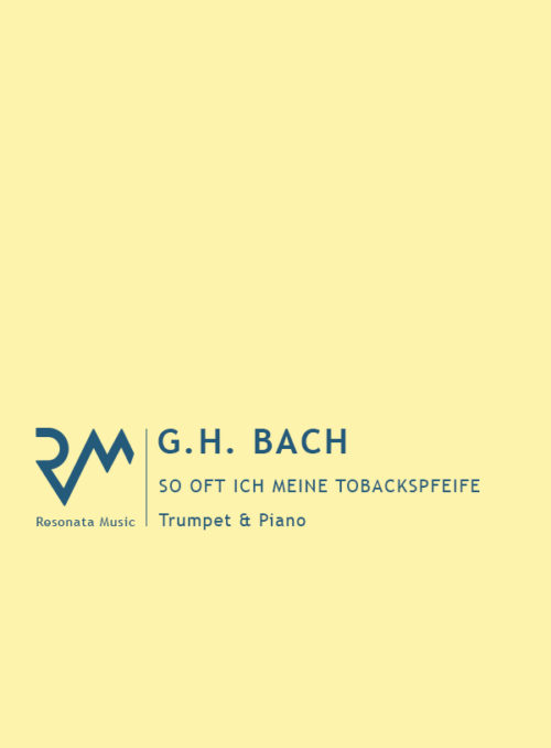 GH Bach main cover
