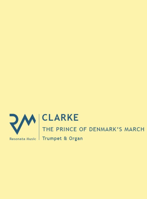 Clarke - Prince of Denmark cover