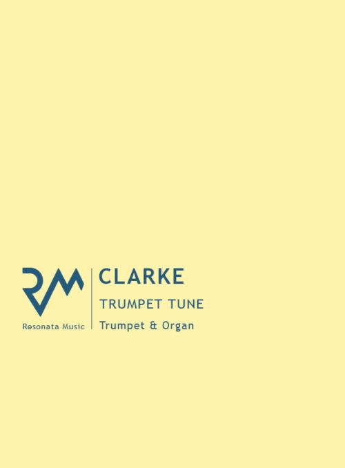 Clarke - Trumpet Tune cover