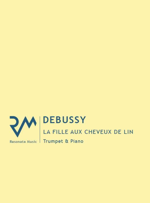 Debussy - La fille cover