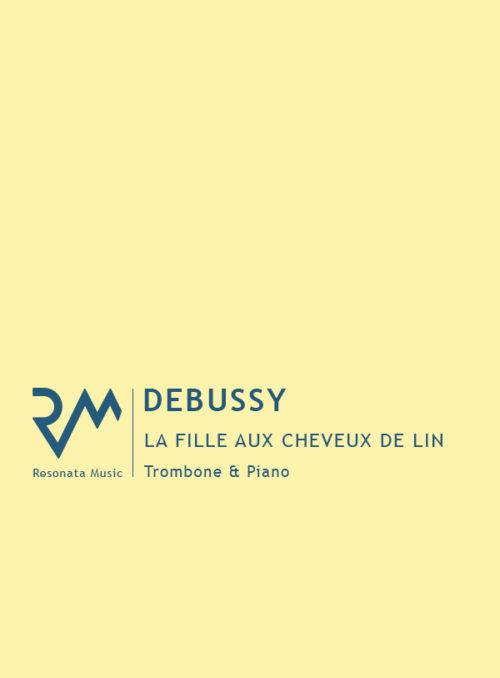 Debussy - La fille trom cover
