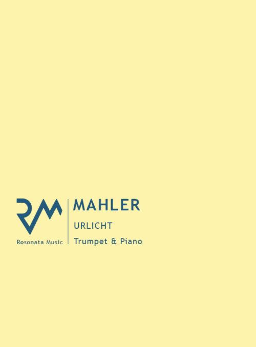 Mahler - Urlicht cover