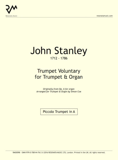 Stanley - Voluntary inner cover
