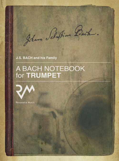 A Bach Notebook cover