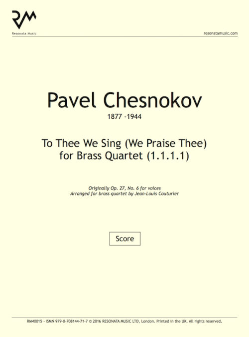 chesnokov-to-thee-quartet-inner-cover