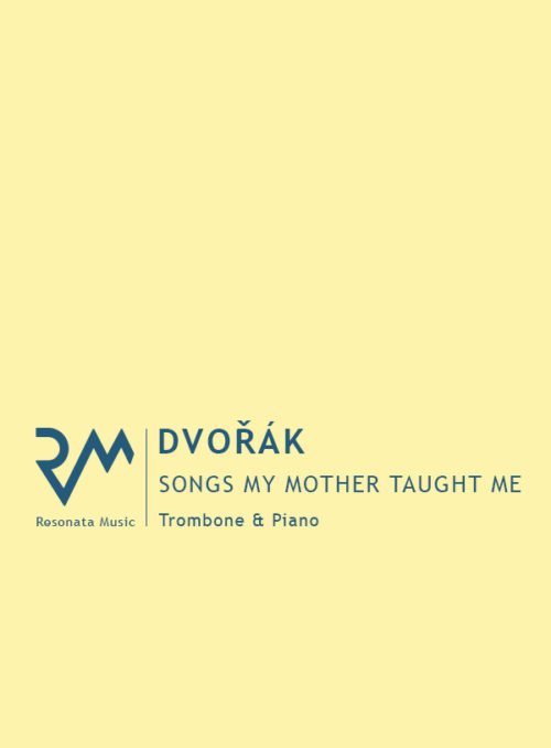 Dvorak - Songs my trom cover